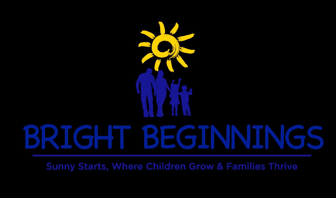 Bright Beginnings' logo
